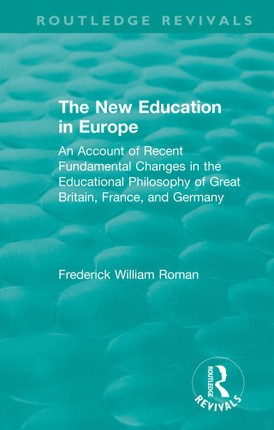 The New Education in Europe
