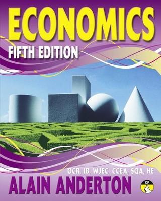 A Level Economics Student Book