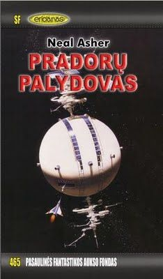 Pradorų palydovas