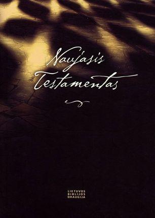 Naujasis Testamentas (2014)