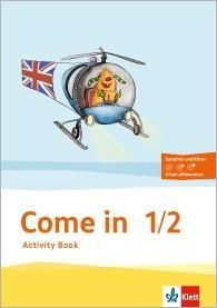 Come in.  Activity Book mit Bildkarten 1.-2. Schuljahr