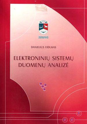 Elektroninių sistemų duomenų analizė
