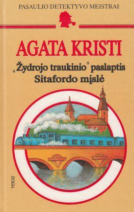 """""""Žydrojo traukinio"""" paslaptis Sitafordo mįslė"""