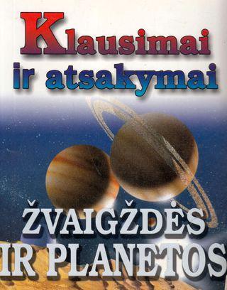 Žvaigždės ir planetos. Klausimai ir atsakymai
