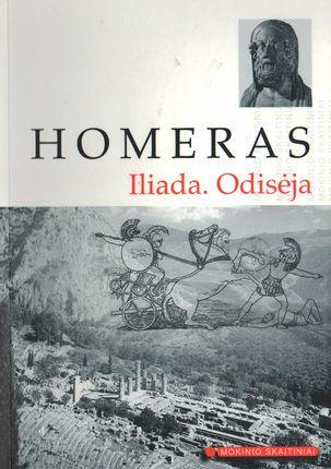 Iliada. Odisėja