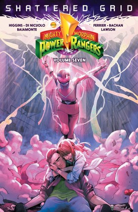Mighty Morphin Power Rangers Vol. 7