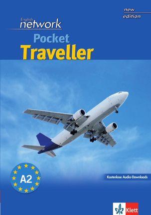 English Network Pocket Traveller A2. Buch mit Audio-Download