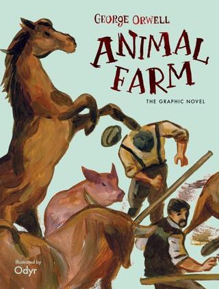 Animal Farm (Graphic Novel)