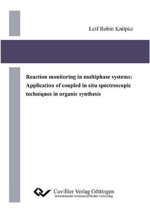Reaction monitoring in multiphase systems: Application of coupled in situ spectroscopic techniques in organic synthesis
