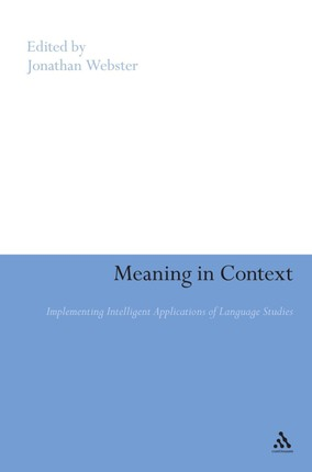 Meaning in Context