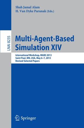 Multi-Agent-Based Simulation XIV