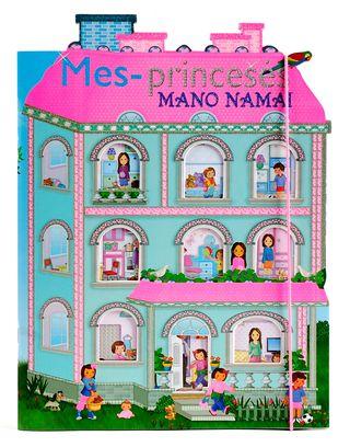 Mes – princesės. Mano namai