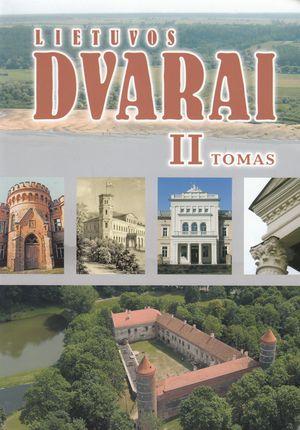 Lietuvos dvarai II tomas
