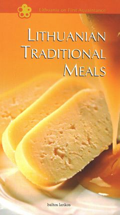 Lithuanian Traditional Meals