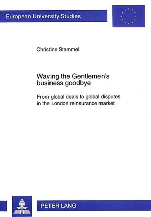 Waving the Gentlemen's business goodbye