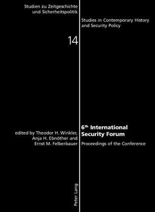 6th International Security Forum