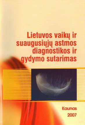 Lietuvos vaikų ir suaugusiųjų astmos diagnostikos ir gydymo sutarimas