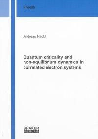 Quantum criticality and non-equilibrium dynamics in correlated electron systems