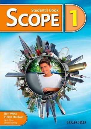 Scope: Level 1. Student's Book