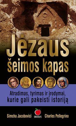 Jėzaus šeimos kapas (minkštais viršeliais)