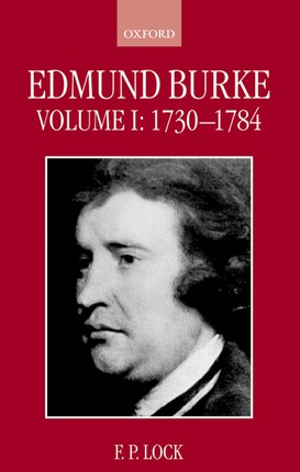 Edmund Burke, Volume I