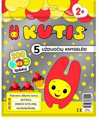 Rinkinys KUTIS Nr. 2 (geltonas)