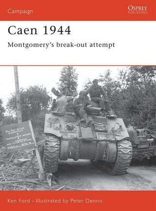 Caen 1944