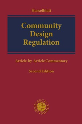 Community Design Regulation