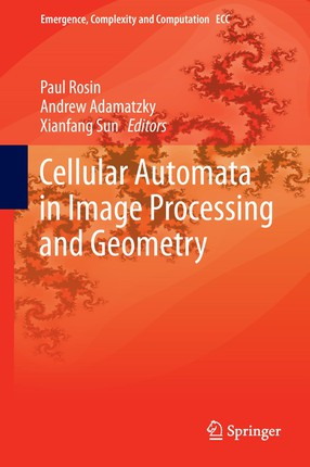 Cellular Automata in Image Processing and Geometry