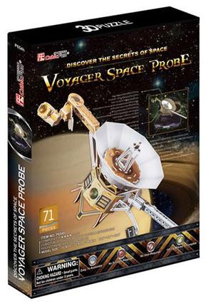 3D dėlionė: Voyager Space Probe
