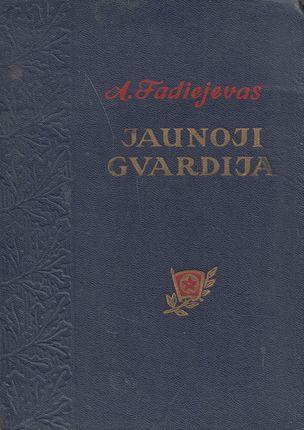 Jaunoji gvardija (1953)
