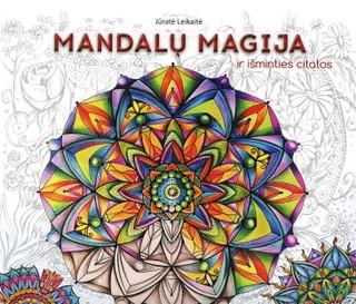 Mandalų magija ir išminties citatos