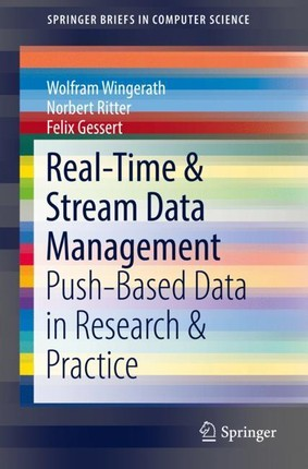 Real-Time & Stream Data Management