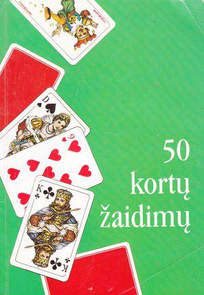 50 kortų žaidimų