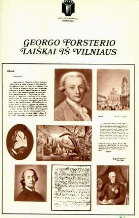 Georgo Forsterio laiškai iš Vilniaus