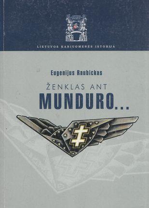 Ženklas ant Munduro...