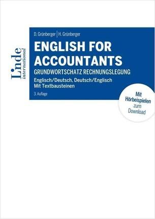 English for Accountants