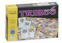 Triboo. Gamebox mit 132 Karten, Spielplan + Download