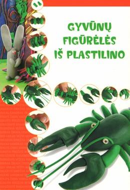 Gyvūnų figurėlės iš plastilino