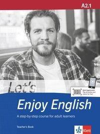 Let's Enjoy English A2.1. Teacher's Book