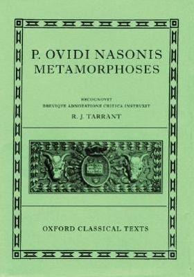 Ovid Metamorphoses