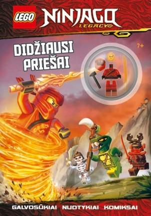 LEGO® NINJAGO®. Didžiausi priešai