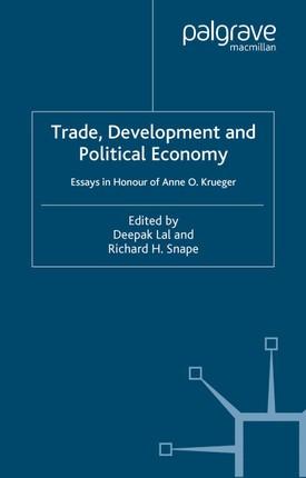 Trade, Development and Political Economy