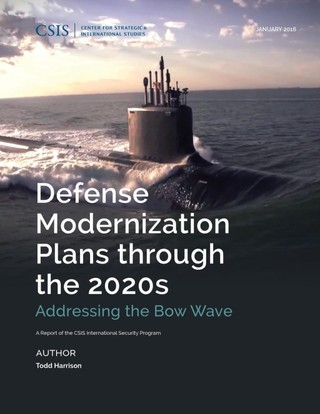 Defense Modernization Plans through the 2020s