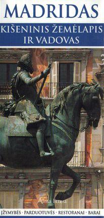 Madridas (Kišeninis žemėlapis ir vadovas )