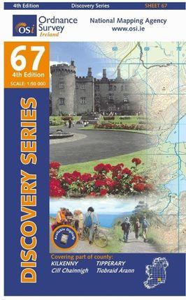 Kilkenny / Tipperary  1 : 50 000