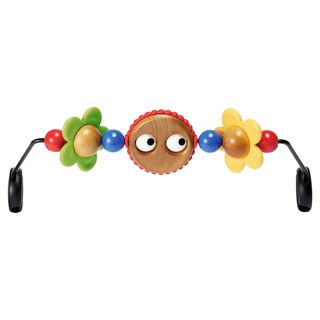 BABYBJÖRN žaislas medinis gultukui Googly eyes 080500