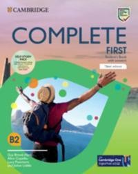 Complete First. Third edition. Self-Study Pack (Student's Book with answers and Workbook with answers with Audio CDs)