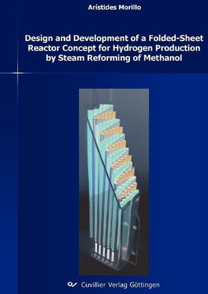 """Design and Development of a Folded-Sheet Reactor Concept for Hydrogen Production by Steam Reforming of Methanol"