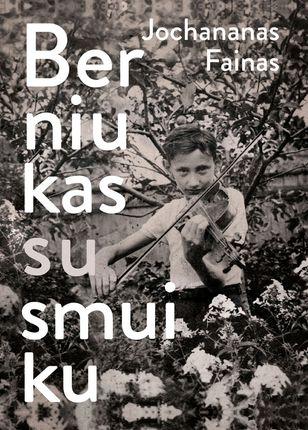 BERNIUKAS SU SMUIKU: jaudinanti Paulavičių namuose priglaustų žmonių išgelbėjimo istorija. Knyga perteikia ne tik gyvenimą gete ir slėptuvėse, bet ir Kauno peizažą karo bei pokario metais
